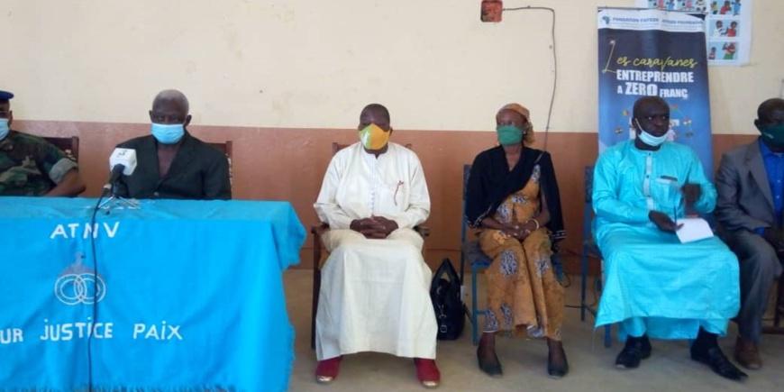 Tchad : Des jeunes du Logone Occidental formés en entreprenariat à Moundou