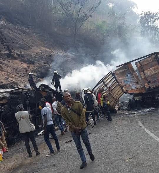 Cameroun : Au moins 53 morts dans un accident de la route