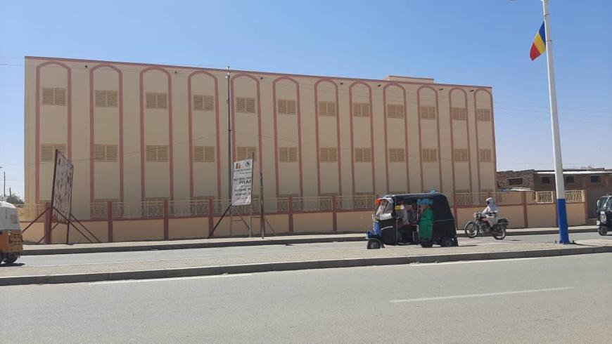 Tchad : le lycée Boustane al-Arifine inauguré à Abéché