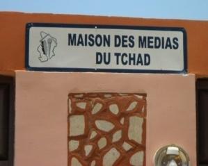 La maison des médias du Tchad. Crédits photos : Sources