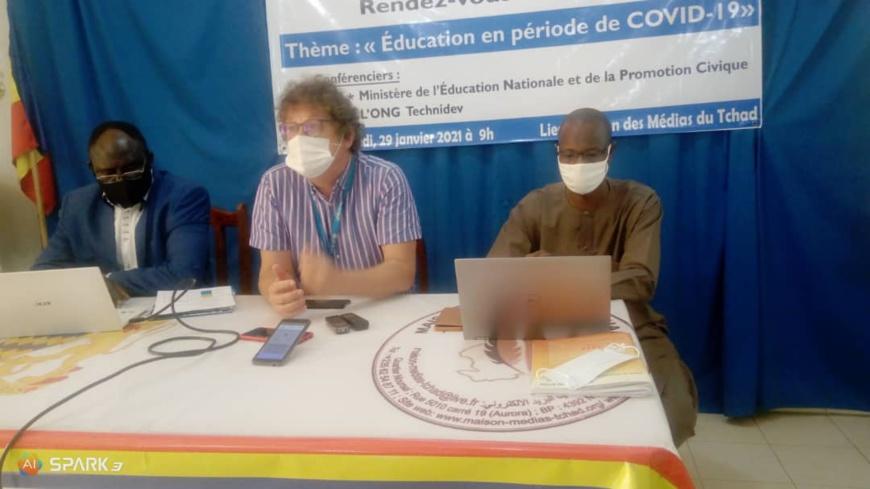 Covid-19 : Le Tchad et ses partenaires à pied d'oeuvre face aux défis d'accès à l'éducation