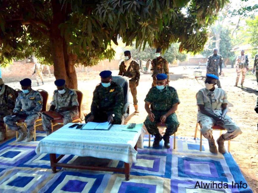 Tchad : la légion de gendarmerie n°9 évalue son action sécuritaire