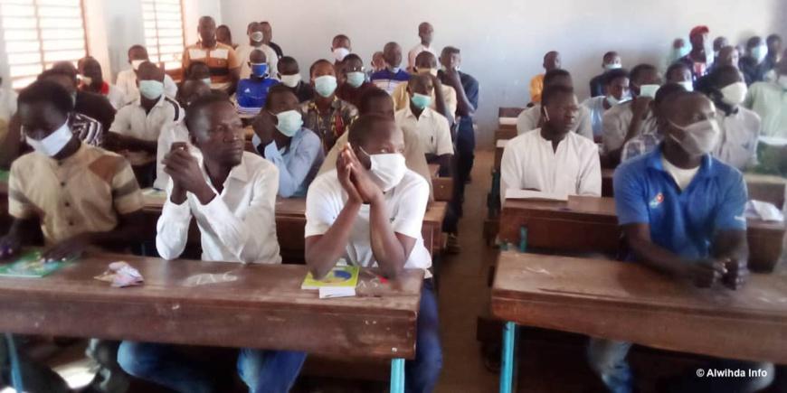 Tchad : lancement du concours d'entrée à l'École de gendarmerie