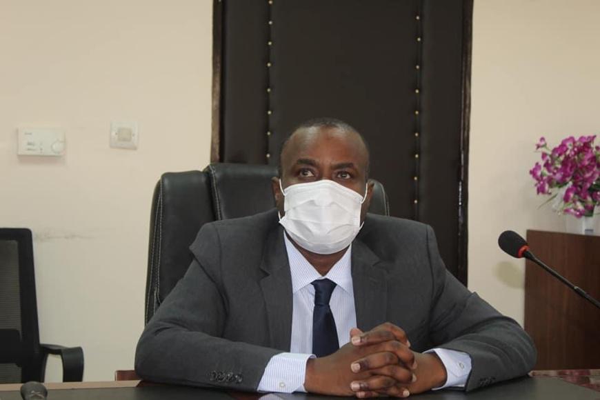 Tchad : Pr. Choua Ouchemi fait le point sur la situation épidémiologique