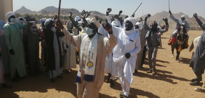 Tchad : Installation de la cellule d'anciens militants du PLD ralliés au MPS à Nakargon