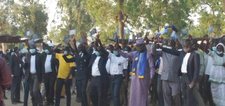 N'Djamena : le conseil du MPS pour le 9e arrondissement fait sa rentrée politique