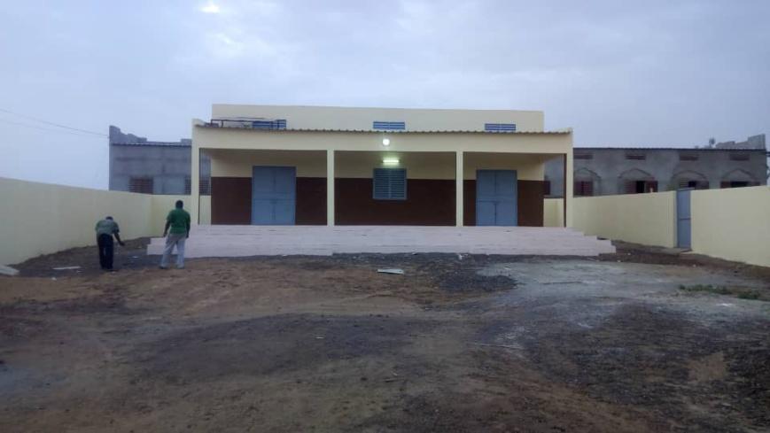 Dans le nord du Mali, un projet redonne espoir à travers la réinsertion économique et sociale. ©Afdb
