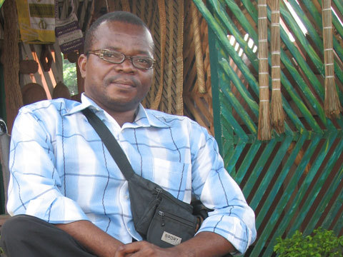 Marc Ona. Crédits photos : Sources