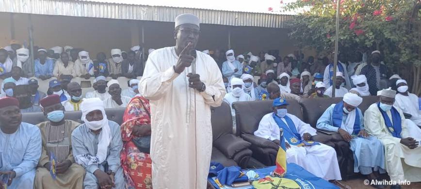 Tchad : le conseil provincial du MPS de Sila installe son nouveau bureau