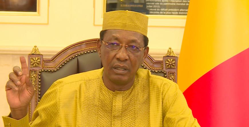 Tchad : Idriss Deby promet d'être un