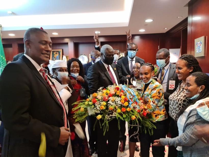 Commission de l'UA : plus de 94% des États ont voté pour Moussa Faki