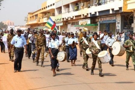 Centrafrique : Le gouvernement largement désavoué de l'étranger