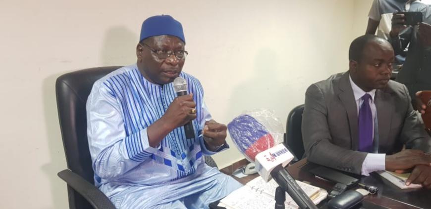 Présidentielle au Tchad : Maître Bongoro Théophile désigné candidat de l'Alliance victoire
