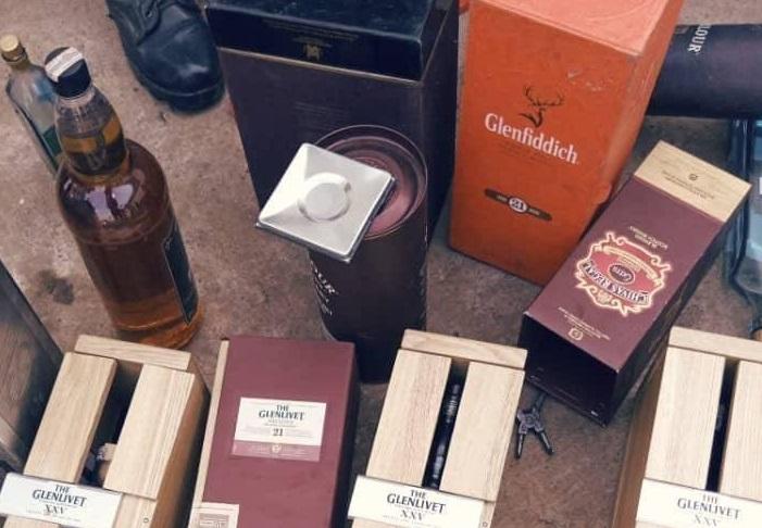 Cameroun : Saisie d'un important stock de boisson frelatée à Yaoundé