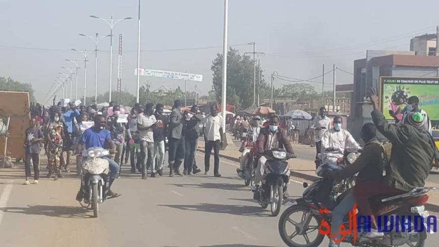 Tchad : une coalition de partis demande la