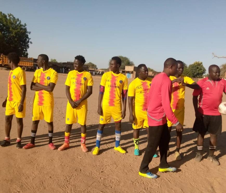 Tchad : la sous-ligue départementale de Koukou Angarana lance son championnat de football