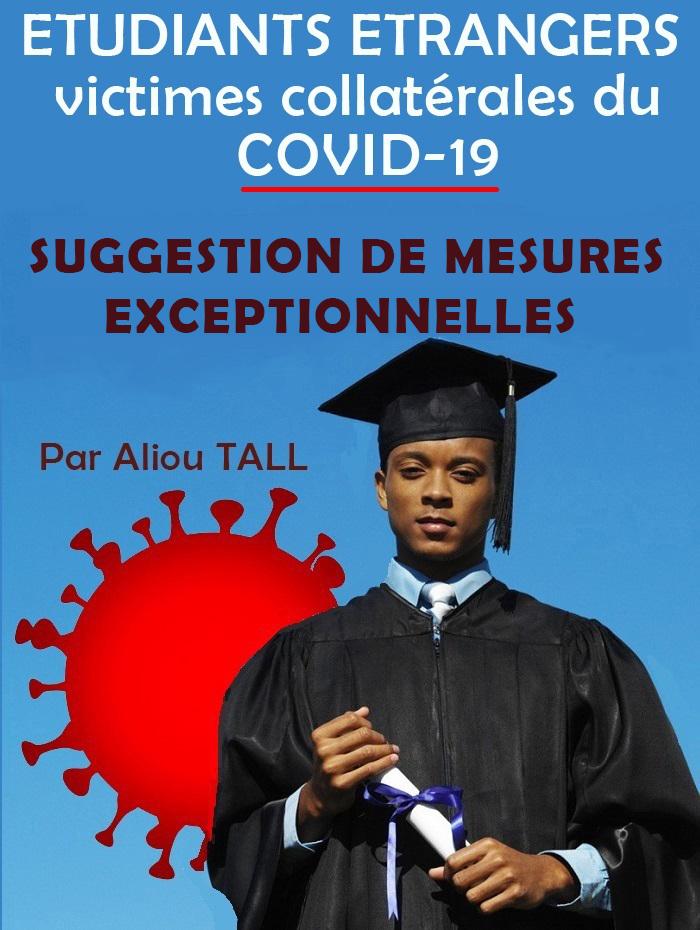 Étudiants étrangers, victimes collatérales du Covid-19 : suggestions de mesures exceptionnelles