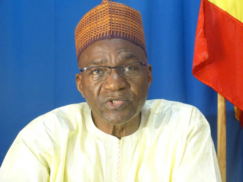 Tchad : Saleh Kebzabo investi candidat à la présidentielle