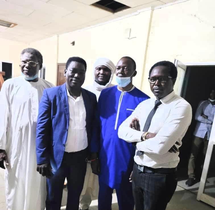 Tchad : Succes Masra a quitté l'ambassade des États-Unis