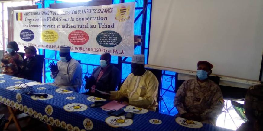 Tchad : Dans le Mayo Kebbi Ouest, une concertation sur la femme rurale a eu lieu à Pala