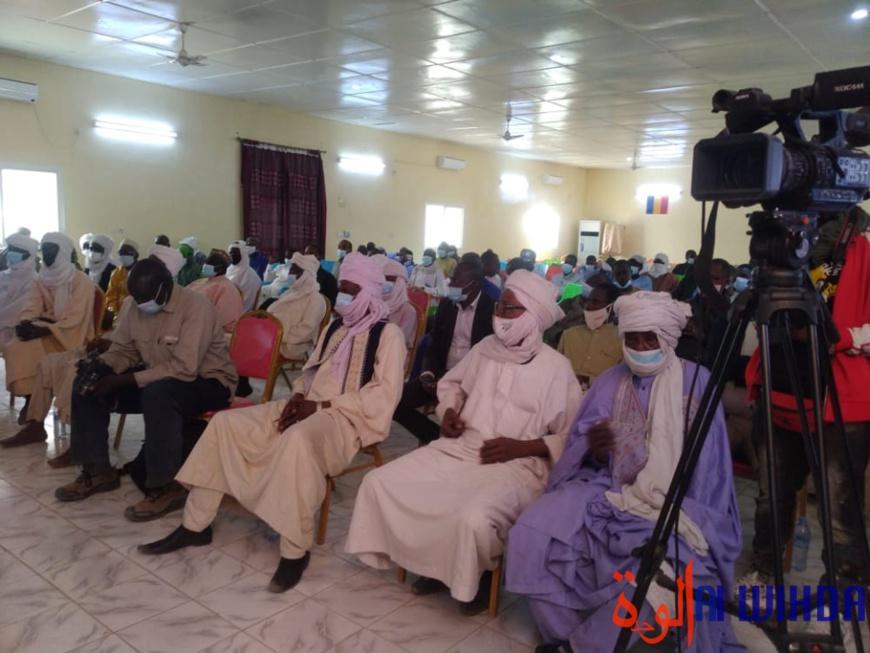 Tchad : un Centre des ressources numériques lancé à Massakory