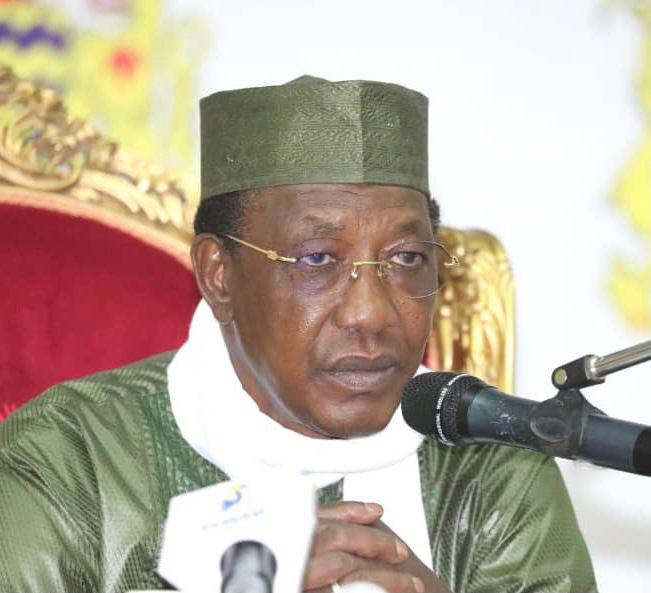 """N'Djamena : """"je ne veux plus voir les forces de l'ordre sur les ronds-points"""" (Idriss Deby)"""