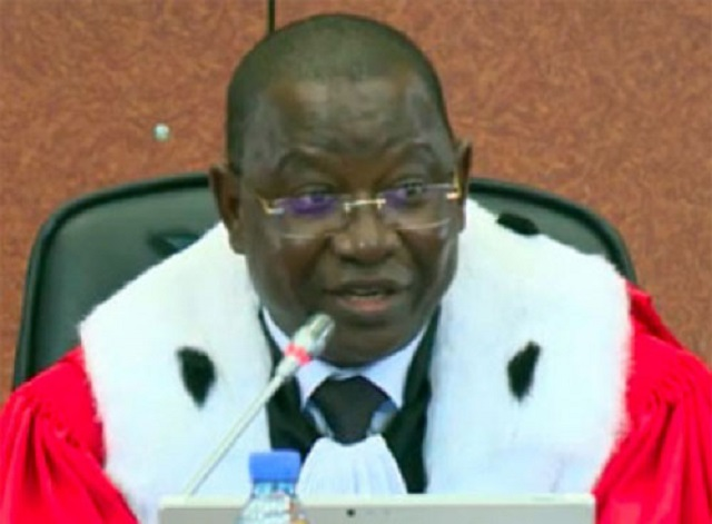 Décès du magistrat Kam Gustave, le juge du procès Habré. ©DR