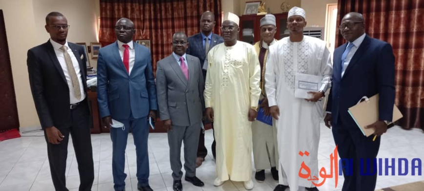 Le Tchad et la Centrafrique se penchent sur la coopération judiciaire