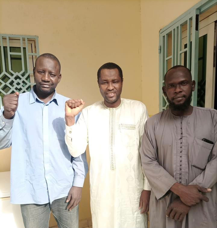Tchad : deux manifestants du MNCT libérés à N'Djamena