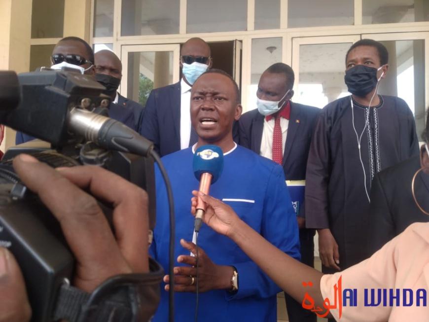 """Tchad : """"ensemble nous allons gagner la présidentielle"""" (Succes Masra)"""