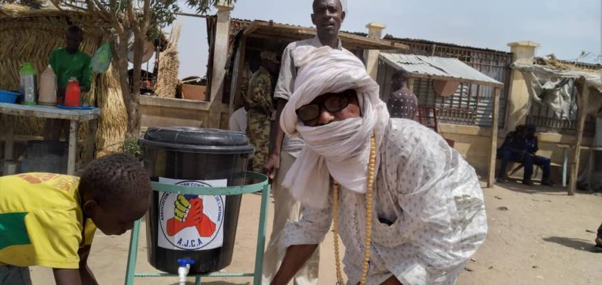 Tchad : les autorités notent une tendance baissière de la pandémie en février