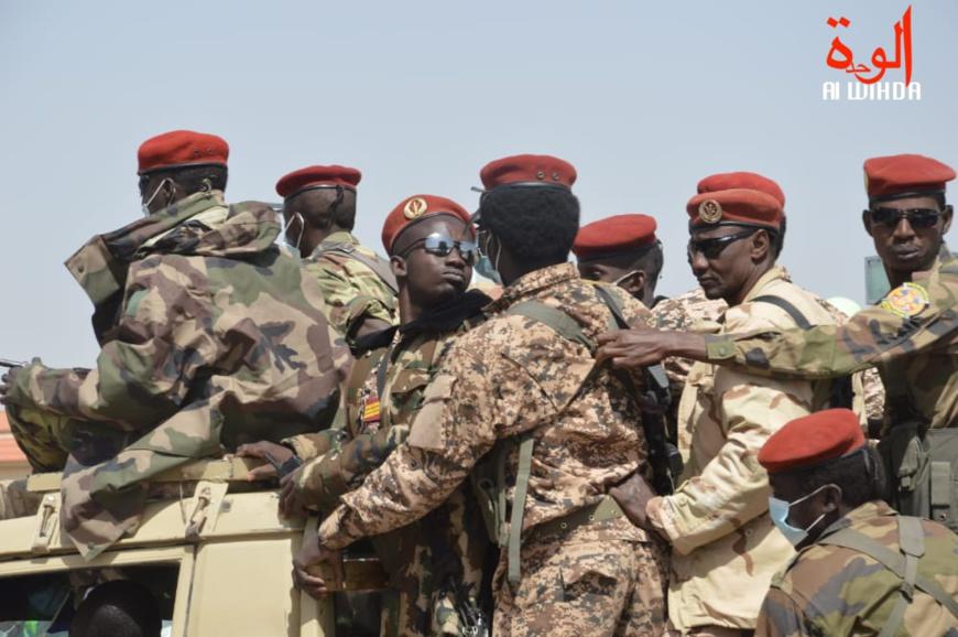 Tchad : près de 2000 militaires promus à des grades supérieurs