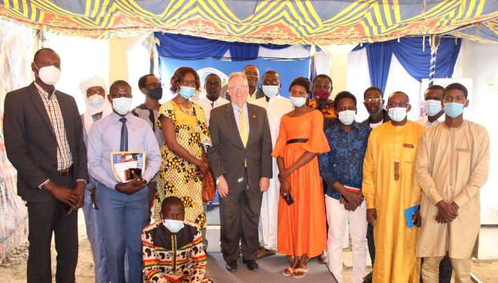 """Droits de l'Homme et citoyenneté : """"Yali Chad"""" renforce les capacités des jeunes"""
