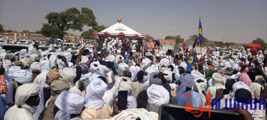 Tchad : le sultan de Dar Tama est intronisé