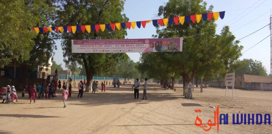 Tchad : la semaine nationale de la femme lancée à Mongo