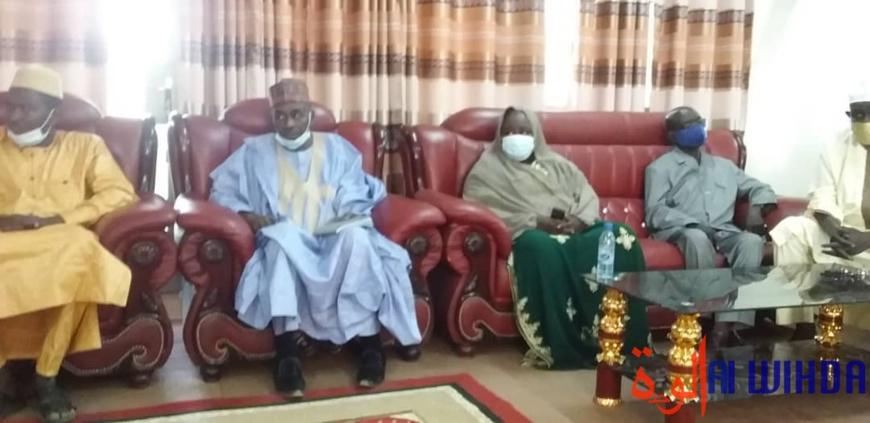 Tchad : le nouveau gouverneur du Batha prend contact avec l'administration