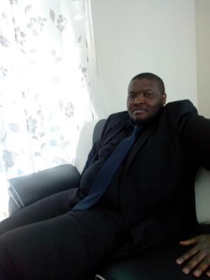 Nelson Ndjadder, leader du FRD.