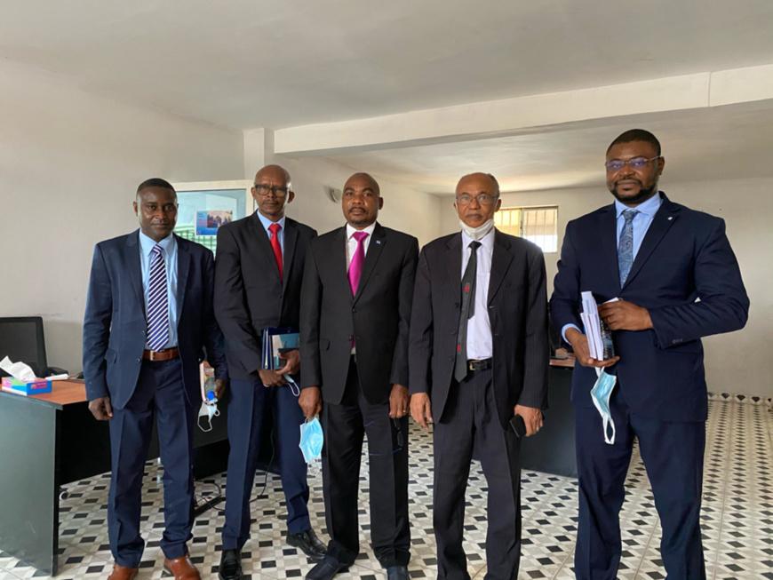 Tchad : une mission des Nations unies en visite au CEDPE