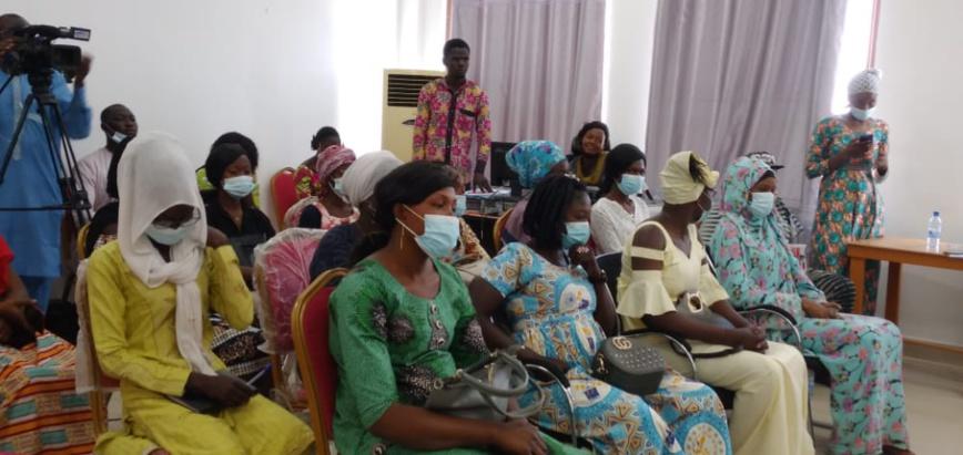 Tchad : 14 jeunes filles formées en radiophonie à N'Djamena