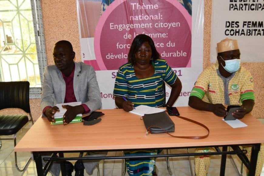 Tchad : débat sur les défis et opportunités de l'autonomisation féminine à Mongo