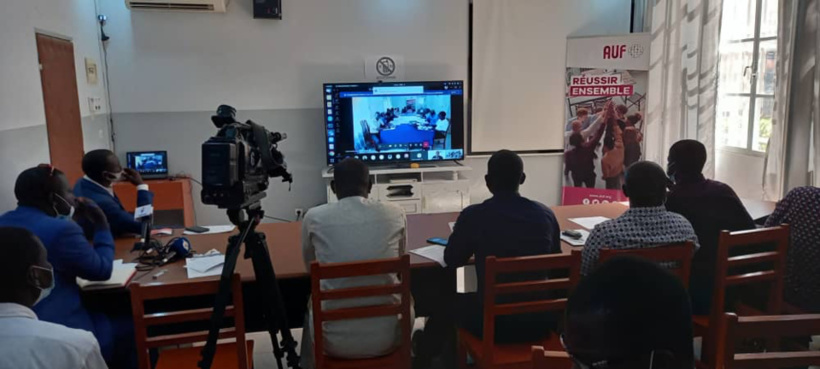 Tchad : l'AUF veut relever les défis de la transition numérique pour l'enseignement