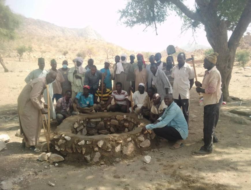 Tchad :  L'ATDR appuie le village Game dans la sous-préfecture de Baro en eau potable