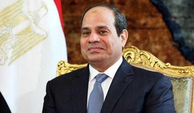 Le président égyptien Abdel Fattah al-Sissi. © is.gov.eg