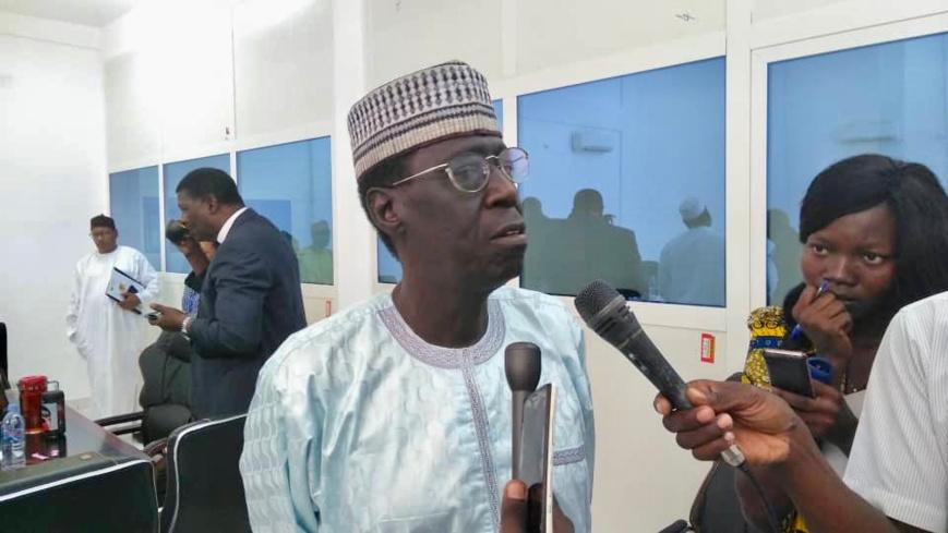 Présidentielle au Tchad : la CENI tire au sort l'ordre d'affichage des candidats