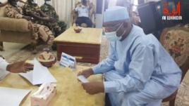 Tchad : le gouverneur Brahim Seïd Mahamat passe le flambeau