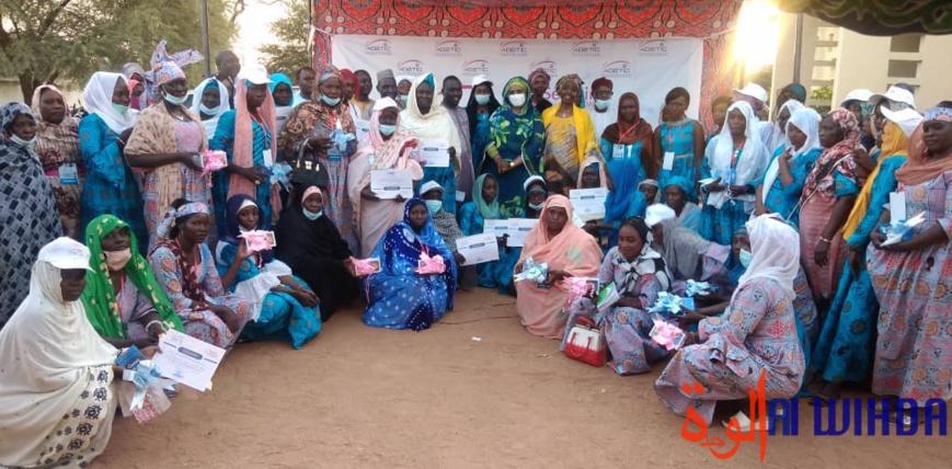 Tchad : la semaine de la solidarité numérique du genre prend fin à Mongo