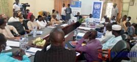 Tchad : un atelier de renforcement des institutions de la chaine pénale à Mongo