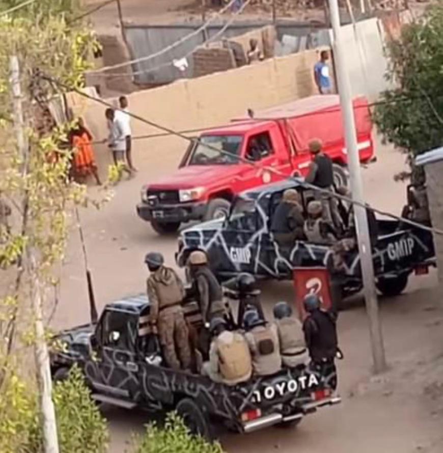 Tchad : la CTDDH exige la levée du blocus au siège des Transformateurs