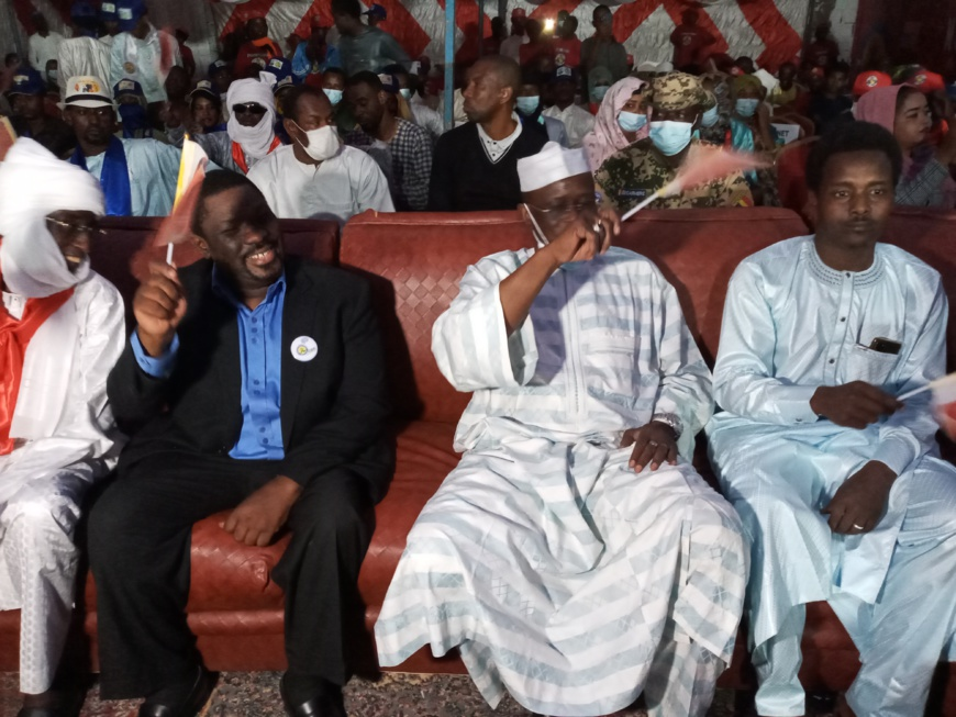 """Tchad : Le bureau de soutien """"La Nouvelle Génération"""" installe les membres de sa coordination"""