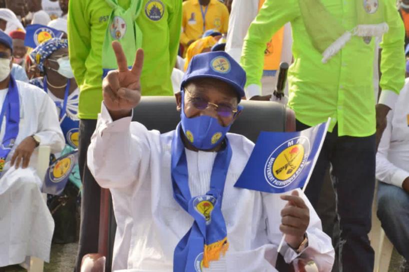 """Tchad : """"ils ont eu peur dès le départ et ils se sont retirés"""", selon Idriss Deby"""
